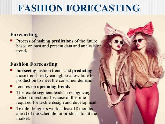 fashion forcasting Fashion snoops is an innovative trend forecasting service and consulting agency that inspires clients to create with confidence.