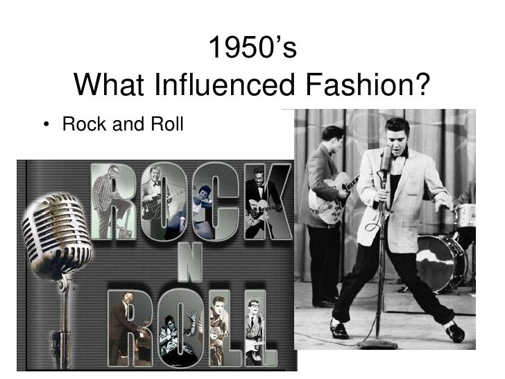 How Music Has Influenced 50