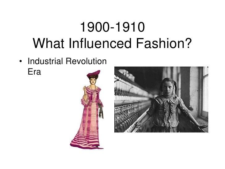 Fashion Eras In Europe Dress Styles