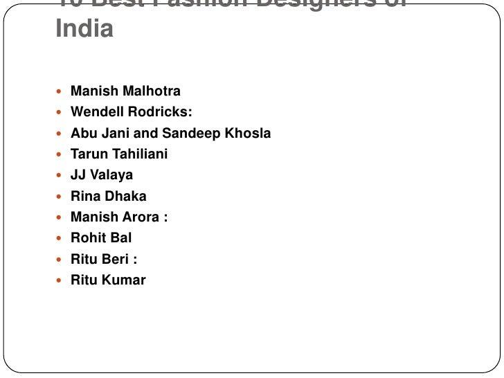 Fashion Designer Salary Per Month In India