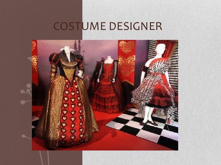 Costume Designer<br />