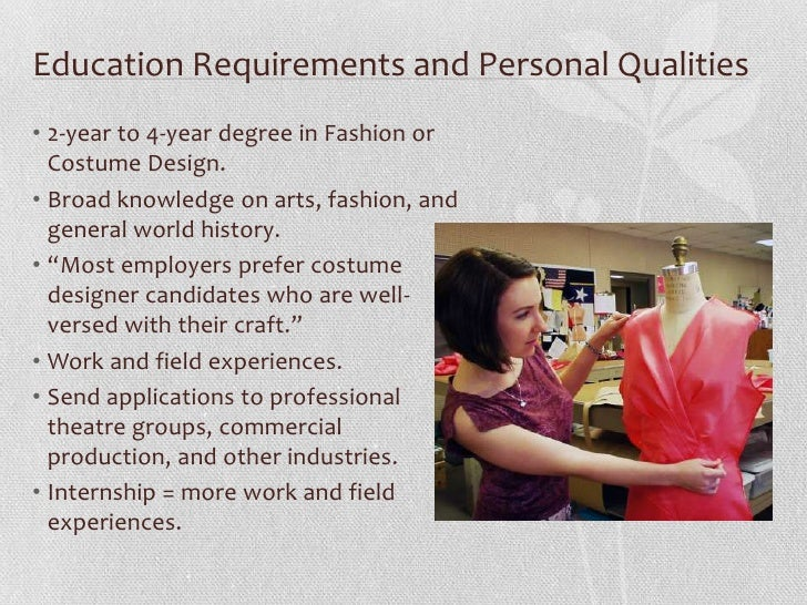 Fashion Designer School Requirements School Style