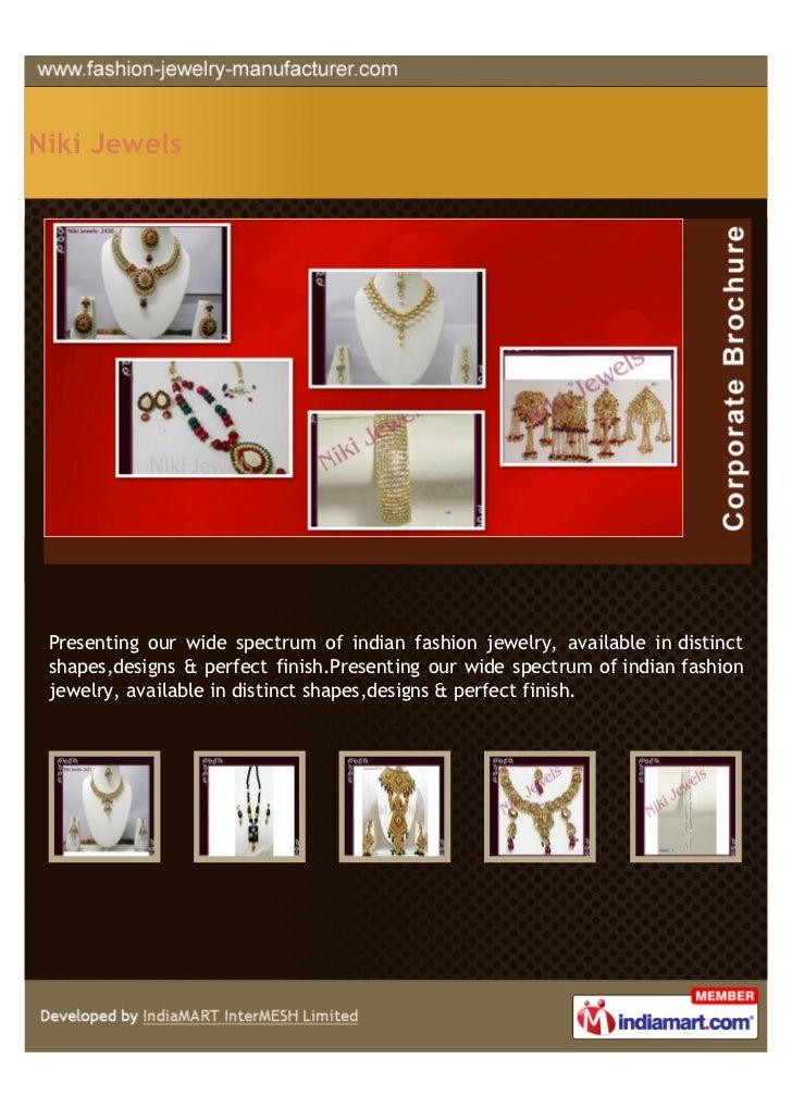 Fashion jewelry manufacturer india 77