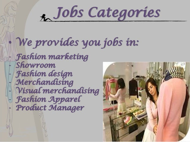 Product manager fashion jobs 37