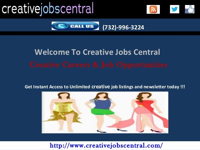 http://www.creativejobscentral.com/ (732)-996-3224 Welcome To Creative Jobs Central Creative Careers & Job Opportunities G...