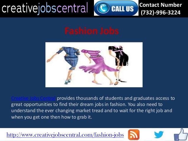 Fashion Graduate Jobs - May 2018 1
