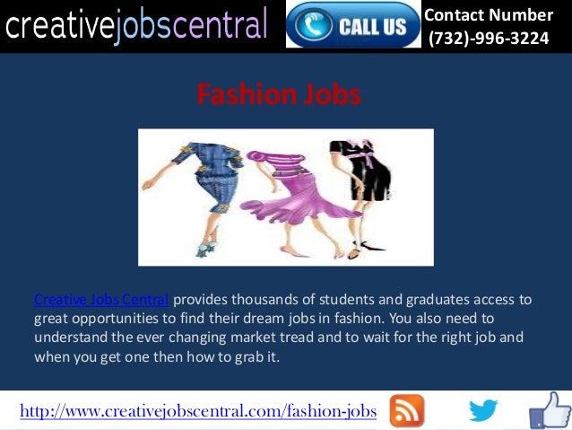 Fashion Graduate Jobs - May 2018 1