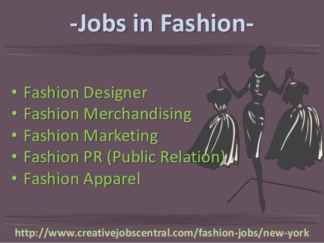 Fashion design jobs in new york city 73