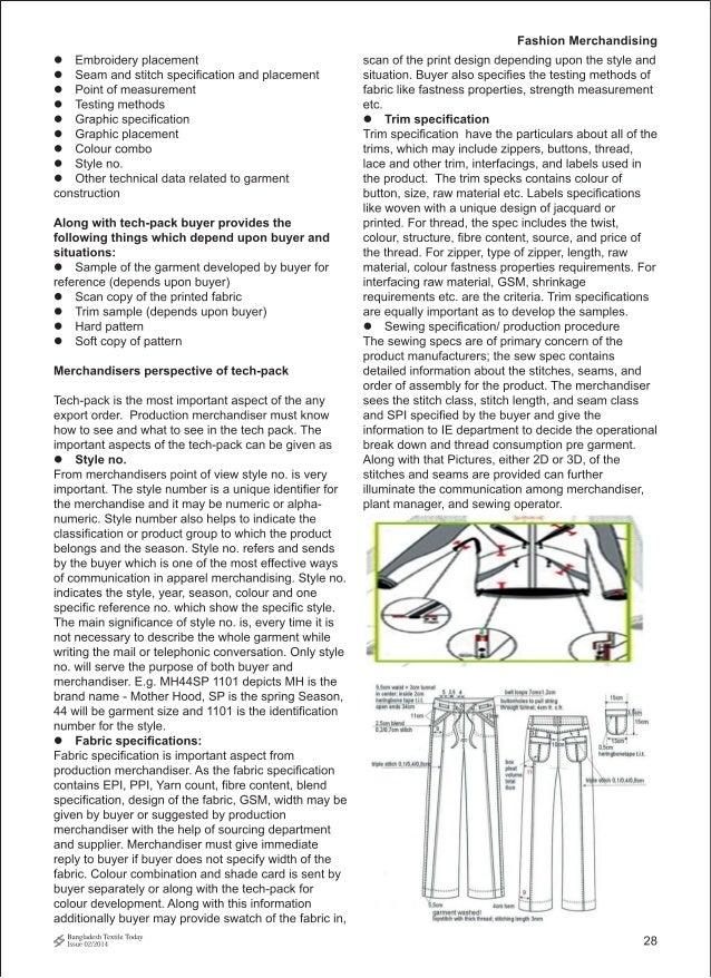 Fashion Merchandising (eBook)