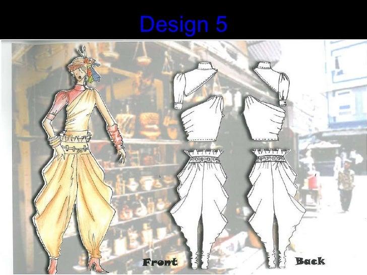 Portfolio Presentation For Fashion Designers Pdf