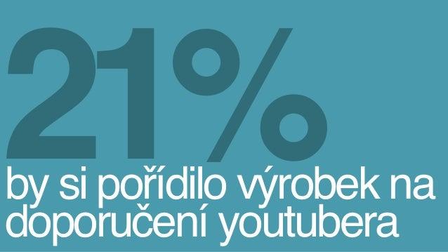 vtipná videa, parodie, hry, lifestyle, kosmetika jaký obsah youtuberů  Češi preferují?
