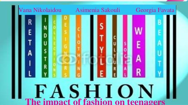 Influence of fashion on youngsters helps in writing assignments