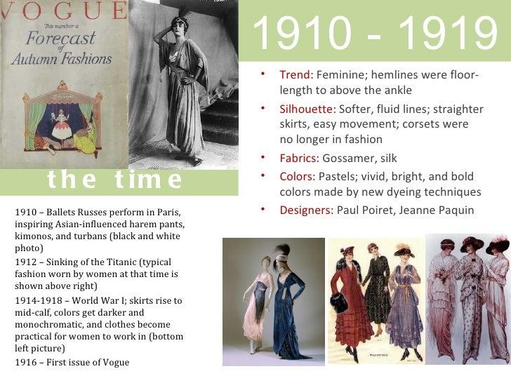 Fashion Designers In World War