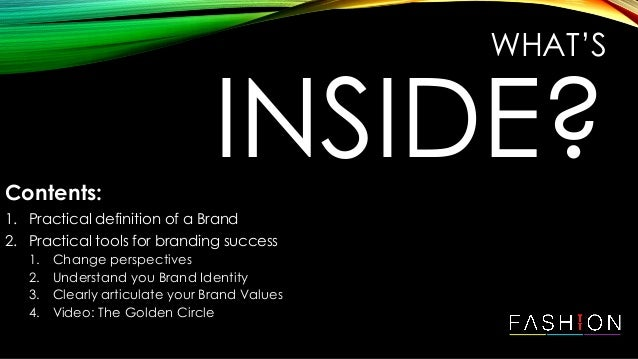 FashionTT - Boost Your Brand Slide 3