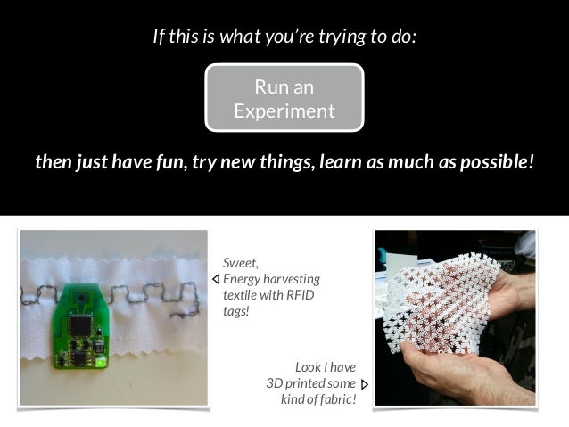 Run an