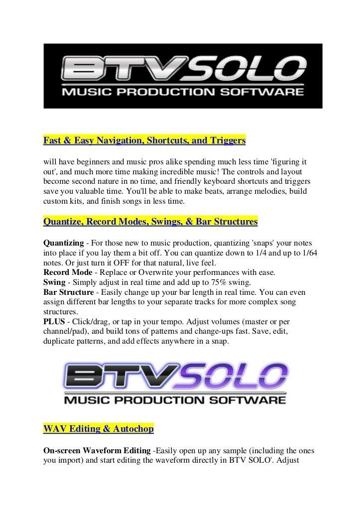 Faststudio software music - free hip hop beat creator