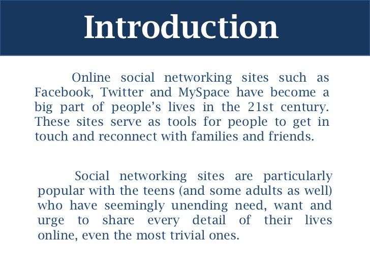 facebook addiction introduction What is internet addiction what are the signs, subtypes, risk factors, effects, and treatments review of online addiction review by dr brent conrad.