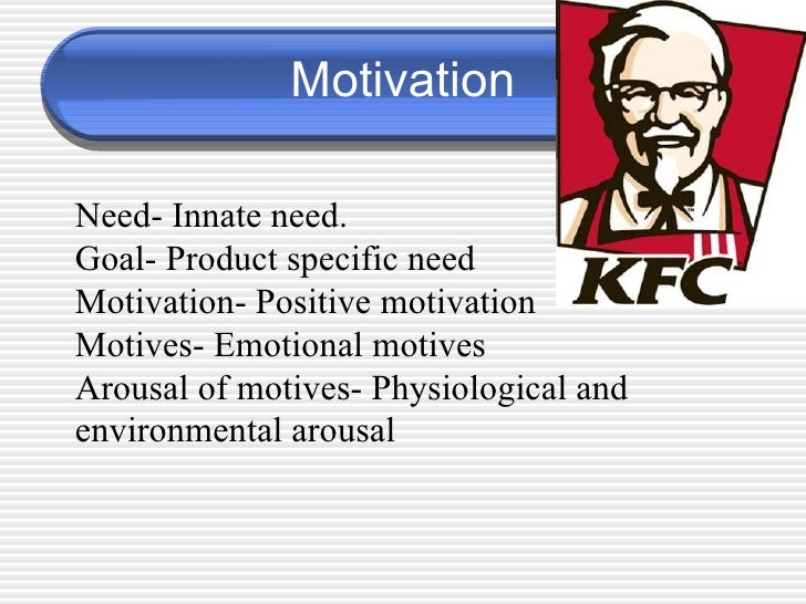 core actual augmented product of kfc This video explains the levels of a product which includes 1) core product 2) actual product 3) augmented product iphone is used as an example of levels of.