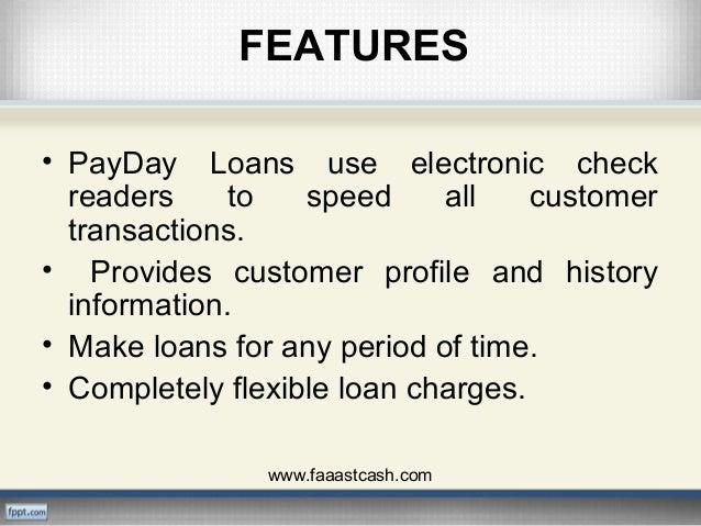 Fast Cash Advances | Payday Loans | FaaastCash PPT Slide 3