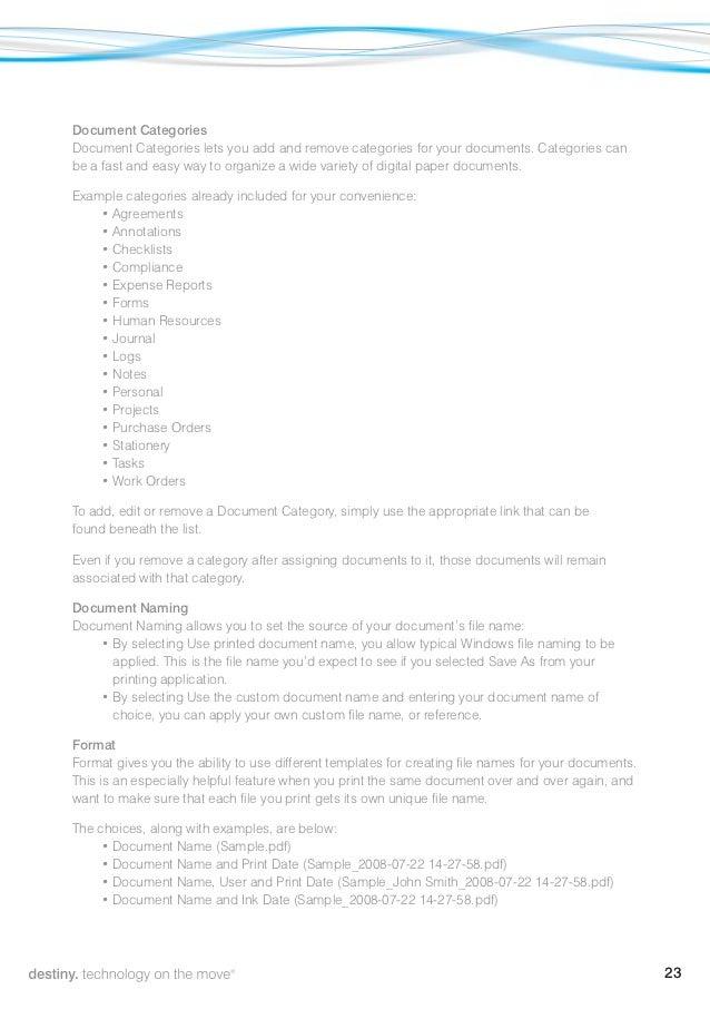 Fastdox user manual