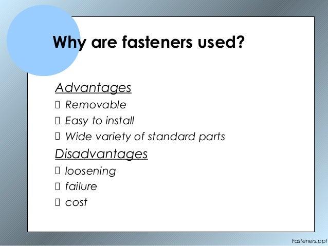 Fasteners (1) Slide 3