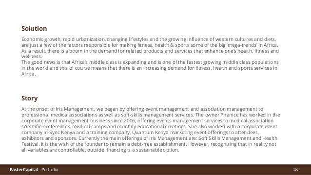 FasterCapital - Portfolio 44 KaleJob - Africans can apply for job through SMS/MMS