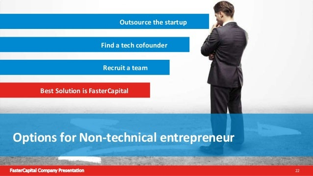 FasterCapital Company Presentation 23 Best Solution is FasterCapital FasterCapitalisa onestopshopoffering Investing 50% of...