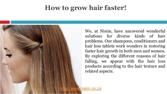 Hair Loss Treatment For Faster Hair Growth