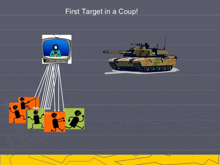 First Target in a Coup!