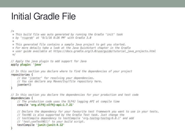 Faster java ee builds with gradle [con4921]