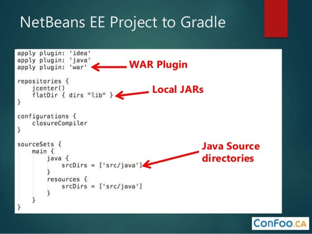 Faster Java EE Builds with Gradle