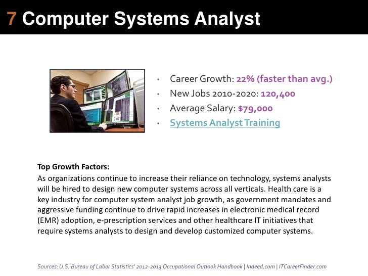 how to become a computer systems analyst ehow