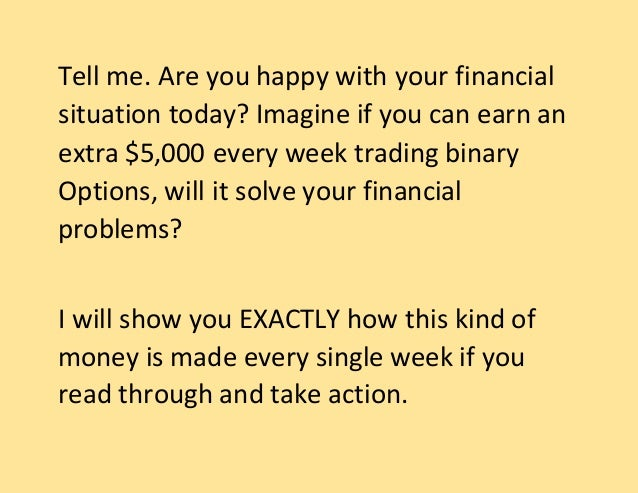 Teach me how to trade binary options