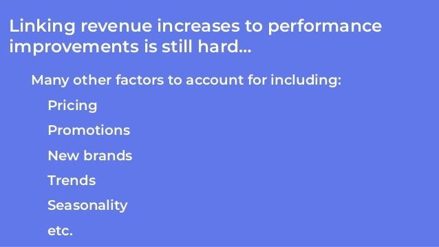 Fast Fashion… How Missguided revolutionised their approach to site performance - DeltaV Conference - May 2018