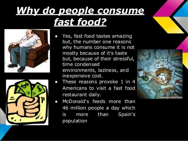 fast food effects Food can be classified as fast food, junk food, whole food, organic food out of these whole food is unprocessed,  food preservatives and their harmful effects.