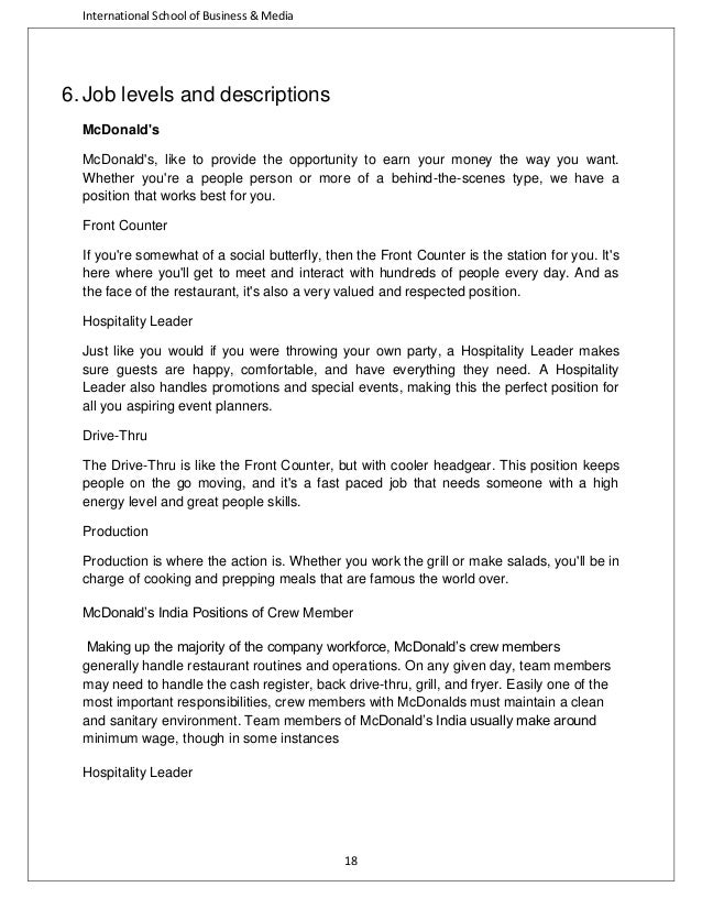 100 server description resume sle exle educator