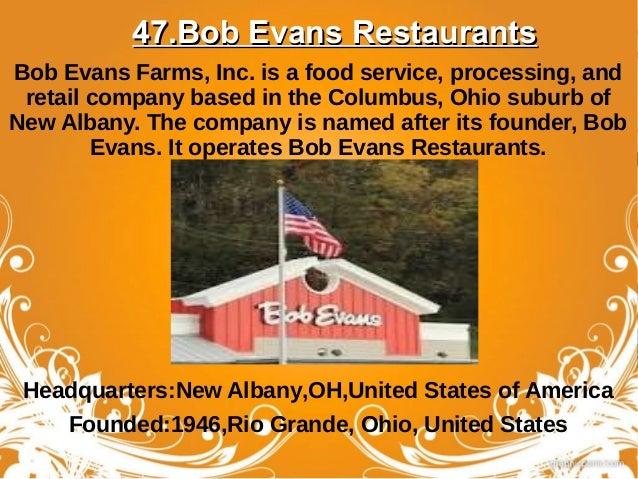 Fast Food Evans Ga