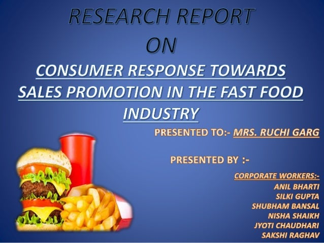"""consumer perception towards fast food and obesity Some criticize fast food as """"junk food†and believe that fast food promotion is a significant cause of the obesity epidemic in north america (mohamed and daud, 2012) most fast food is laden with fat combined with a lack of physical activities, it is a """"recipe†for gaining unhealthy and excessive weight."""