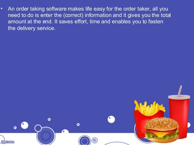 fast food delivery service process Mcdonalds operations andrew donachy john ferguson frank stanislaski thursday the service process design for mcdonalds would definitely start off physical for restaurants like mcdonalds this is definitely the biggest factor because without speed it wouldn't be called fast food.