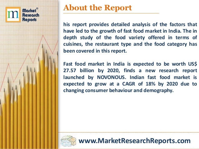 fast food marketing report A report from the federal trade commission  the fast food industry spends  nearly $2 million  receptivity to television fast-food restaurant marketing and.