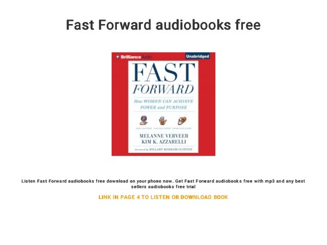 e061843da9e Fast Forward audiobooks free Listen Fast Forward audiobooks free download on  your phone now.