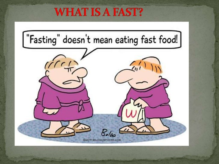 WHAT IS A FAST?<br />