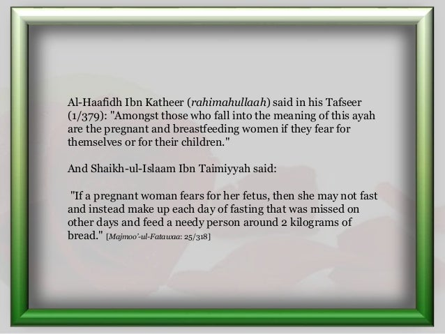 """Al-Haafidh Ibn Katheer (rahimahullaah) said in his Tafseer (1/379): """"Amongst those who fall into the meaning of this ayah ..."""