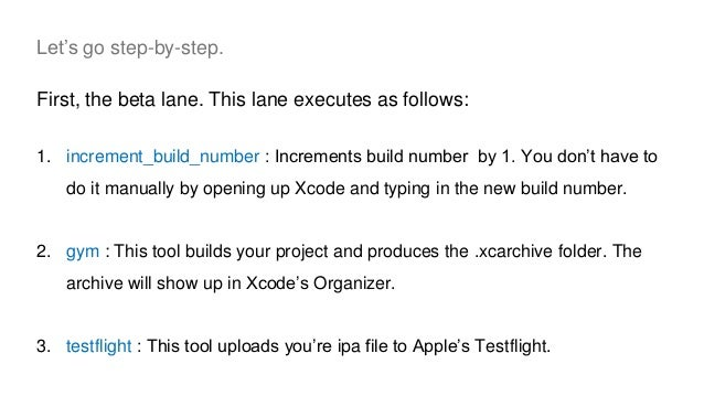 Xcarchive To Ipa Xcode 9