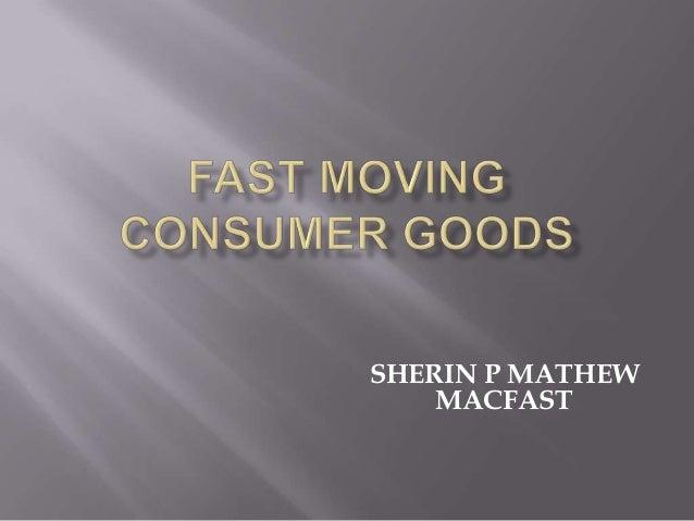 SHERIN P MATHEW    MACFAST