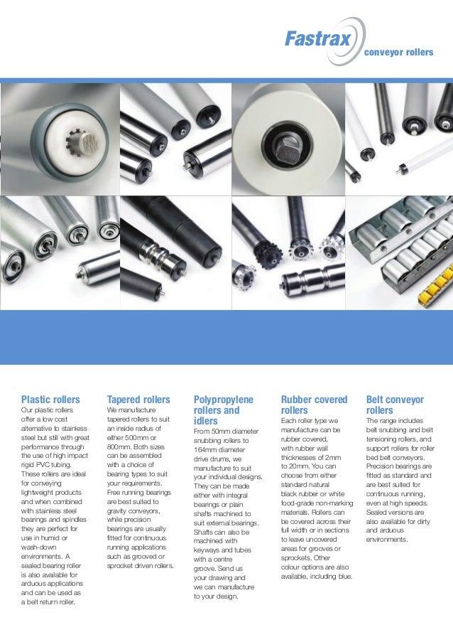 Fastrax conveyor-roller-brochure