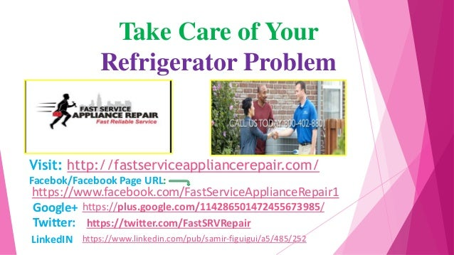 Fast Service Appliance Repair Chicago Take Care Of Your