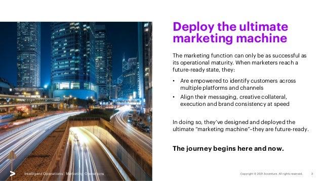 Intelligent Marketing Operations   SlideShare   Accenture Slide 3
