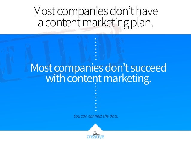 Fast Track Your Content Marketing Plan Slide 2