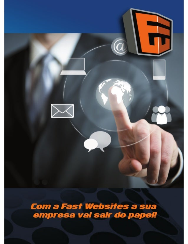 Fast Websites - Tire sua empresa do papel